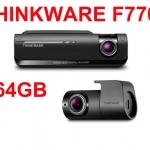สุดยอดกล้องติดรถยนต์ Thinkware F770 มาพร้อม 64GB
