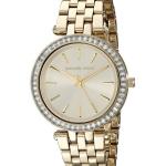 นาฬิกาผู้หญิง Michael Kors รุ่น MK3365, Mini Darci Crystals Gold Tone Quartz Women's Watch