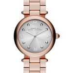 นาฬิกาผู้หญิง Marc By Marc Jacobs รุ่น MJ3449, Dotty Quartz Rose Gold Tone