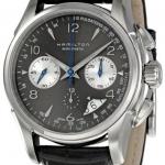นาฬิกาผู้ชาย Hamilton รุ่น H32656785, Jazzmaster Automatic Chronograph Swiss Made