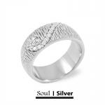 แหวนเงิน 925 ฝัง CZ diamond premium grade (machine cut) ชุบทองคำขาว มีไซส์ 55 หรือ 7 .5ค่ะ ราคา 1450 บาท ส่งฟรี
