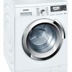 เครื่องซักผ้าฝาหน้า 8KG. SIEMENS WM14S795ME