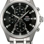 นาฬิกาข้อมือผู้ชาย Orient รุ่น SUY00003B0, Multi-Dial 100m Quartz Sports