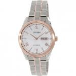 นาฬิกาข้อมือผู้ชาย Citizen รุ่น NH7514-59A, Automatic Sapphire Japan Elegant