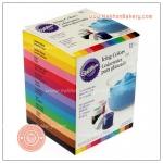 ชุดสีเจล สีไอซิ่ง วิลตัน 12 สี Wilton Icing Color