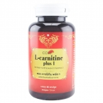 L-Carnitine plus 1(แอลคาร์นิทีน พลัส 1 ) เพิ่มการเผาผลาญไขมัน ช่วยในการลดน้ำหนักได้ดี