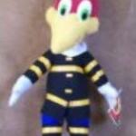 Woody Woodpecker ชุดกู้ภัย ขนาด 14 นิ้ว