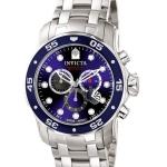 นาฬิกาผู้ชาย Invicta รุ่น INV0070, Pro Diver Chronograph 200M