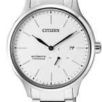 นาฬิกาผู้ชาย Citizen รุ่น NJ0090-81A, Mechanical Automatic Sapphire Titanium