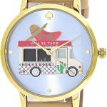 นาฬิกาผู้หญิง Kate Spade รุ่น KSW1327, Metro