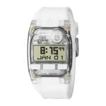 นาฬิกาผู้หญิง Nixon รุ่น A336126, Comp S Grey Dial Digital Automatic Polyurethane Strap