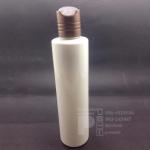SA240 ml ขาว+ฝาเพลสอลูฯสีทองแดง แพคละ 10 ชื้น