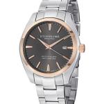 นาฬิกาผู้ชาย Stuhrling Original รุ่น 414.334154, Classic Ascot Prime Gray Dial