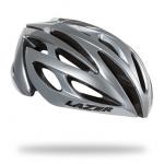 หมวกจักรยาน LAZER O2 สี Matte Silver