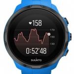 นาฬิกา ผู้ชาย - ผู้หญิง Suunto รุ่น SS022663000, Spartan Sport Wrist HR Blue GPS Watch