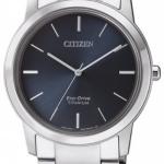 นาฬิกาข้อมือ ชาย & หญิง Citizen Eco-Drive รุ่น FE7020-85L, Super Titanium Sapphire
