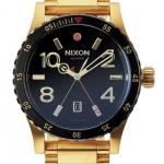 นาฬิกาผู้ชาย Nixon รุ่น A277513, Diplomat Quartz Men's Watch