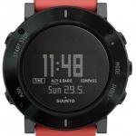 นาฬิกาข้อมือผู้ชาย - ผู้หญิง Suunto รุ่น SS020692000, Core Coral Crush Outdoor Watch