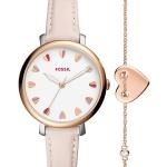 นาฬิกาผู้หญิง Fossil รุ่น ES4351SET, Jacqueline Quartz Women's Watch