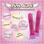 กลูต้าน้ำ พิงค์ ออร่า Gluta Pink Aura 15ml. ราคาส่งถุกๆ
