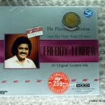 CD the very best of FREDDY FENDER/ APS
