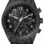 นาฬิกาผู้ชาย Citizen Eco-Drive รุ่น AT8105-53E, Global Radio Controlled AT Chronograph