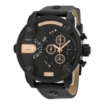 นาฬิกาผู้ชาย Diesel รุ่น DZ7291, Little Daddy Chronograph Leather