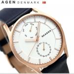 นาฬิกาผู้ชาย Skagen รุ่น SKW6372, Holst Multifunction Men's Watch