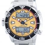 นาฬิกาผู้ชาย Citizen Eco-Drive รุ่น JP1090-86X, Aqualand Promaster Diver's 200M