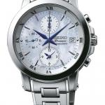 นาฬิกาผู้หญิง Seiko รุ่น SNDV71P1, Premier Chronograph