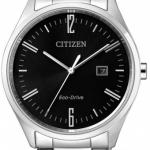นาฬิกาผู้ชาย Citizen รุ่น BM7350-86E, Eco-Drive Stainless Steel Men's Watch