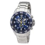 นาฬิกาผู้ชาย Nautica รุ่น NAI17508G, Chronograph Blue Dial Date Display
