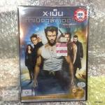 dvd X- Men Origins Wolverine - X- เม็น กำเนิดวูล์ฟเวอริน