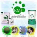 จุลินทรีย์ที่มีประโยชน์ EM