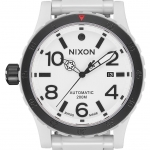 นาฬิกาผู้ชาย Nixon รุ่น A429SW-2243-00, The Star Wars Stormtrooper Diplomatic SW, 46 Mm
