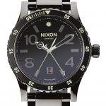 นาฬิกาผู้ชาย Nixon รุ่น A2771885, Diplomat SS , 45 mm