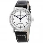 นาฬิกาผู้หญิง Hamilton รุ่น H78215553, Khaki Navy Pioneer Automatic