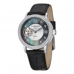 นาฬิกาผู้หญิง Stuhrling Original รุ่น 710.02, Memoire Automatic Swarovski
