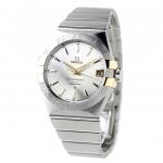 นาฬิกาผู้ชาย Omega รุ่น 123.20.38.21.02.005, Constellation Co-Axial Chronometer
