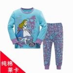 WU534-เสื้อ+กางเกง 6ชุด/แพค ไซส์ 2t-3t-4t-5t-6t-7t