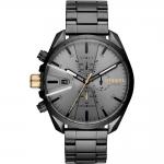 นาฬิกาผู้ชาย Diesel รุ่น DZ4474, Ms9 Chronograph Left hand Crown Men's Watch