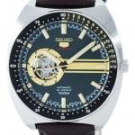 นาฬิกาผู้ชาย Seiko รุ่น SSA333J1, 5 Sports Automatic 24 Jewels Open Heart
