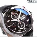 นาฬิกาผู้ชาย Tag Heuer รุ่น CV2A1S.FC6236, Carrera Calibre 16 Day-Date Chronograph Automatic 100 M - ∅43 Mm Men's Watch