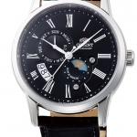 นาฬิกาผู้ชาย Orient รุ่น SAK00004B, Sun & Moon Automatic Japan