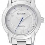 นาฬิกาข้อมือผู้หญิง Citizen Eco-Drive รุ่น FE2010-51B, WR 50m Elegant Stainless Steel