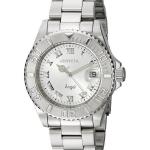 นาฬิกาผู้หญิง Invicta รุ่น INV14320, Angel Silver Tone 200M