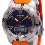 นาฬิกาผู้ชาย Tissot รุ่น T33759859, Titanium Multifunction Chronograph