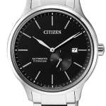 นาฬิกาผู้ชาย Citizen รุ่น NJ0090-81E, Mechanical Automatic Sapphire Titanium