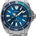 """นาฬิกาผู้ชาย Seiko รุ่น SRPB09K1, Prospex """"BLUE LAGOON"""" Samurai Automatic Diver's 200M"""
