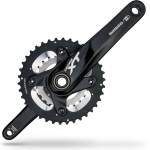 Shimano FC-M785 XT Mountain Bike Bicycle Crankset Double 10 Speed 38-24 175mm